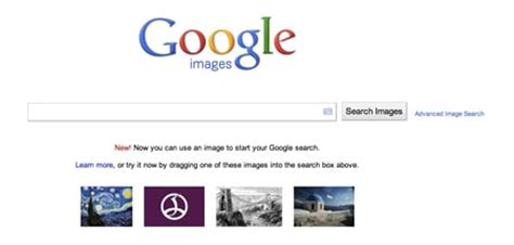 Google Images Search Upload Photo | upload a local image and search for a similar version