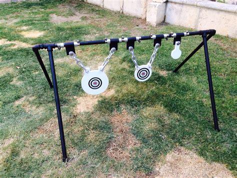 diy metal targets diy steel target holder welded swivel hinges steel targets steel targets
