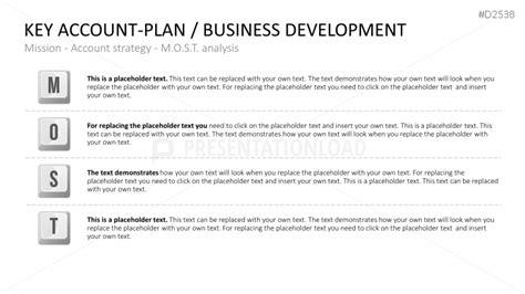 Key Account Management Powerpoint Template Business Planning Pinterest Management Account Manager Business Plan Template