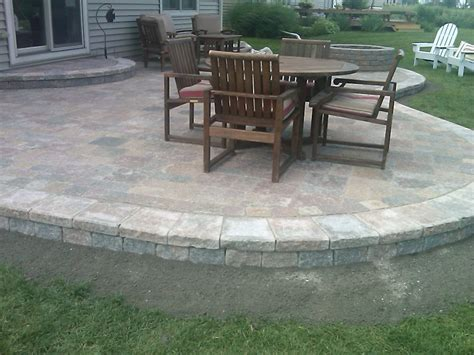 paver patio designs home design by fuller