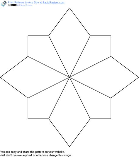 printable snowflake templates search results for free printable snowflake patterns