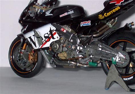Motorrad Club Cloppenburg by Honda Rc211v Tamiya 1 12 Pius Gretzmaier