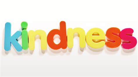 why kindness is cool