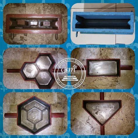 Harga Cetakan Batako Pres Manual mesin cetakan batako paving manual toko mesin madiun