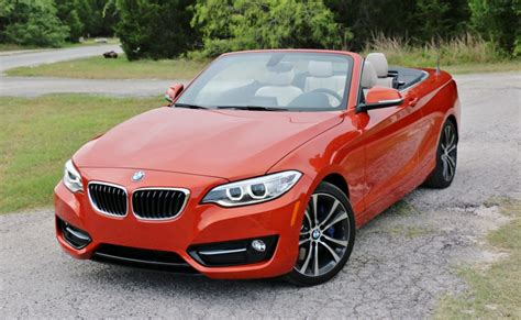 2017 Bmw 230i by Vehicle Review 2017 Bmw 230i Convertible