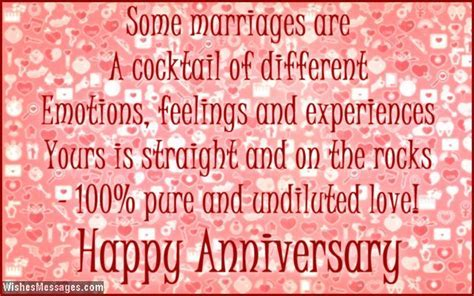 Anniversary Wishes for Couples: Wedding Anniversary Quotes