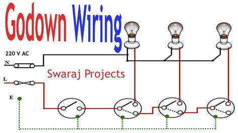godown wiring circuit diagram 29 wiring diagram images