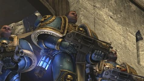 Ps3 Warhammer Space Marine co optimus news warhammer 40k space marine playstation 3 giveaway