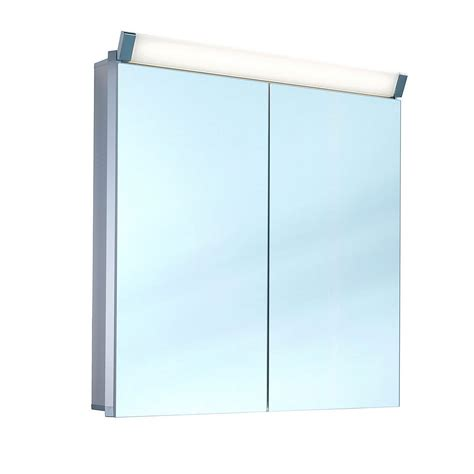 schneider mirrored bathroom cabinet schneider paliline 2 door mirror cabinet with led light 1200mm