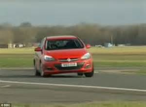 Top Gear Vauxhall Top Gear S Vauxhall Astra Test Track Car On Sale