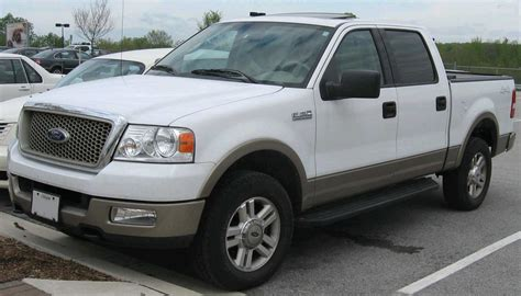 how to learn about cars 2007 ford f150 parking system file 2004 2007 ford f 150 lariat supercrew jpg wikimedia commons