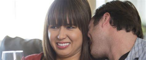 Second date kiss girlfriend