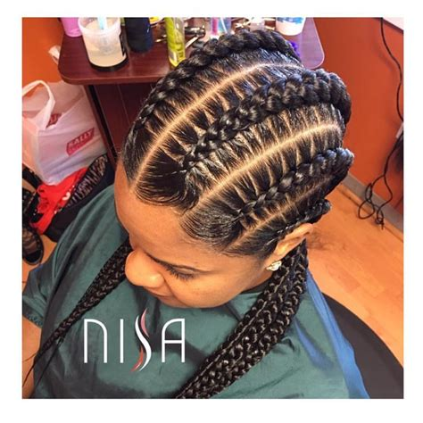 feeder braids hairstyles 17 best images about feed in braids on pinterest