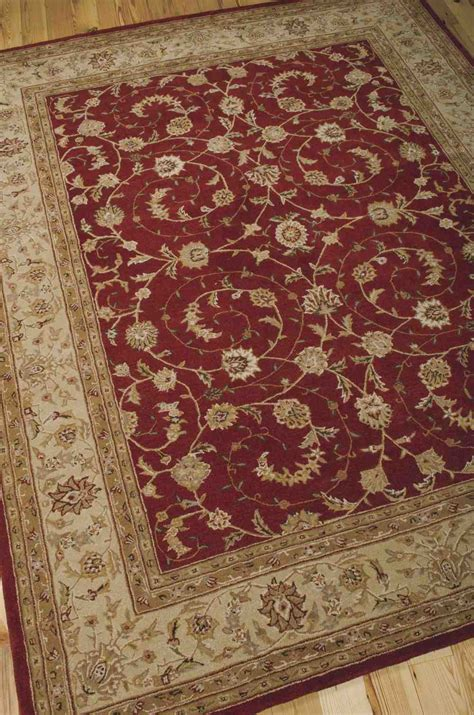 nourison area rugs nourison heritage he04 lacquer area rug free shipping