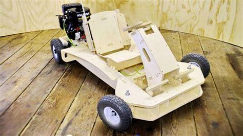 plyfy diy wooden gokart dudeiwantthatcom woodworking