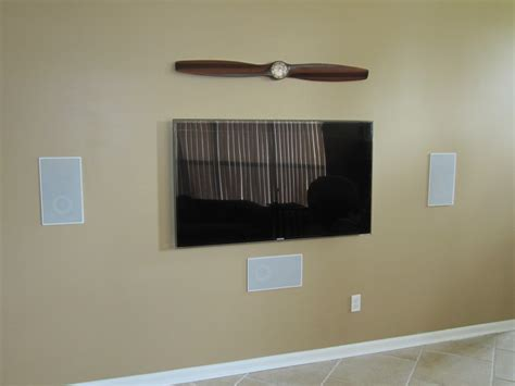 recess speakers surround sound installation for your home