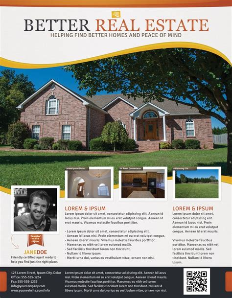 real homes template pin by jared roy on design flyer