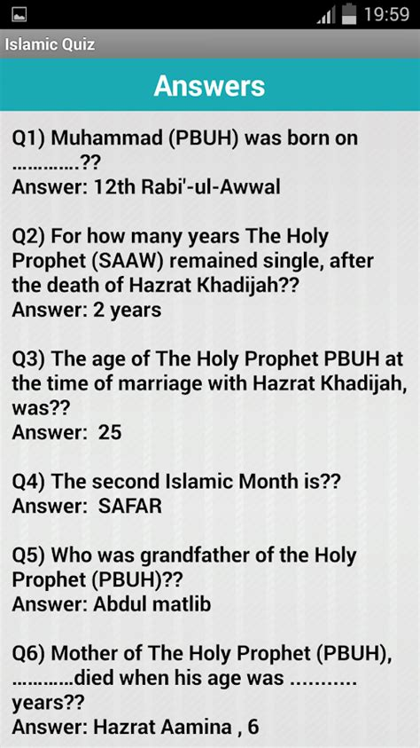libro questioning islam tough questions islamic quiz android apps on google play