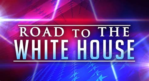 Road To White House by Certain Places Offer Clues To White House Race