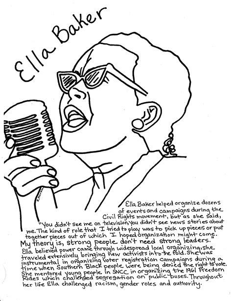 Civil Rights Movement Coloring Pages Glum Me Civil Rights Movement Coloring Pages