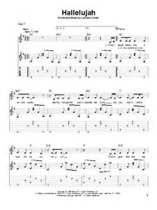 Id Rather Be Blind Hallelujah Guitar Tab By Leonard Cohen Guitar Tab 98508