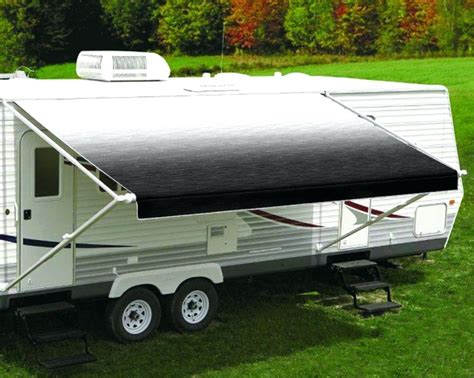 trailer awning fabric how to install rv awning fabric dometic rv awning fabric
