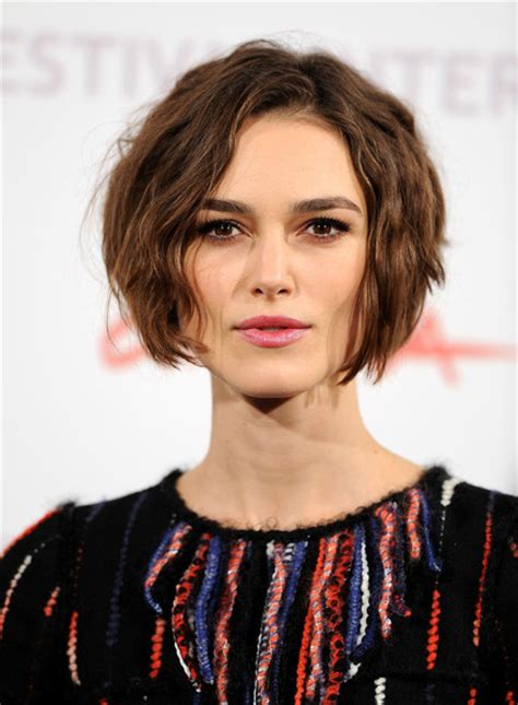 short bob hairstyles keira knightley the best hairstyles from keira knightley 2018