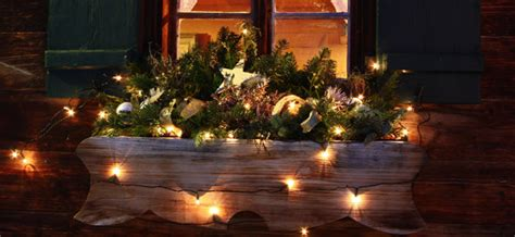 weihnachtsdeko fensterbrett aussen weihnachtsdeko f 252 r au 223 en 8 selbst gemachte ideen f 252 r