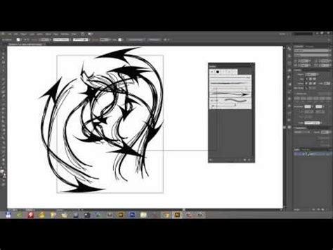 adobe illustrator cs6 pattern maker demo youtube creating custom arrow and art brushes in adobe illustrator