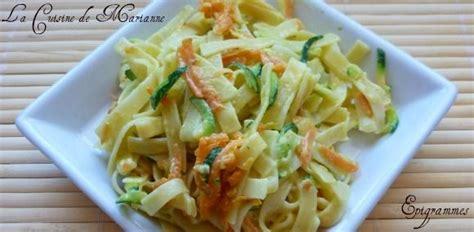 p 226 tes aux carottes et aux courgettes la cuisine de marianne quot epigrammes quot