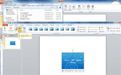 membuat navigasi di powerpoint cara membuat video terkesan jadul di slide powerpoint