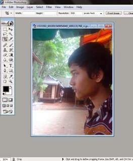 cara membuat yayasan amal sekedar berbagi cara membuat gambar siluet dari foto