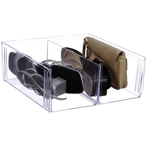 storage bins for shoes clear shoe storage bin in shelf bins