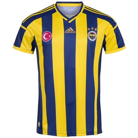Jersey Away 1 fenerbahce istanbul adidas jersey s 252 per lig home away