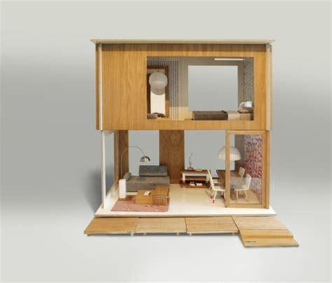 dollhouse modern rafa kids design in poland modern dollhouse by miniio