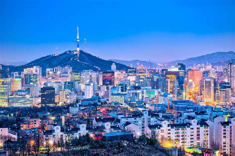 en route vers laustralie escale  seoul en coree du sud