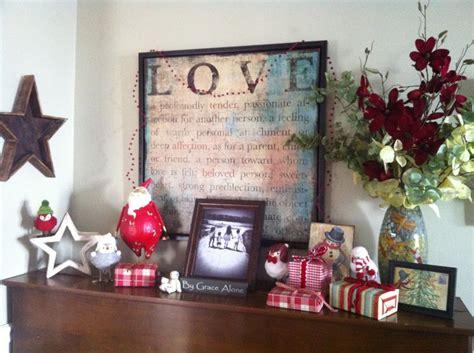 christmas piano decor piano top decor pinterest
