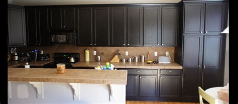 painted black kitchen cabinets painted cabinets for your home interior painters cabinet painters mod paint works