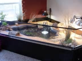 turtle tank for sale cheap   Glass Turtle Terrarium 24x18x14
