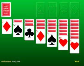 Klondike solitaire pictures to pin on pinterest