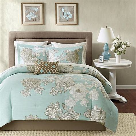 madison bedding madison park essentials avalon complete bed set 10070915