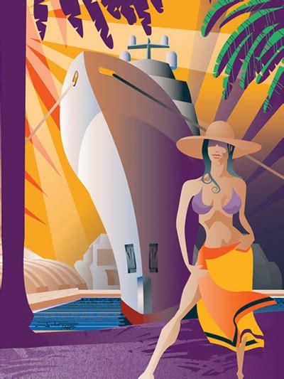 custom boat covers in miami illustrated maps for a brokerage show in miami beach