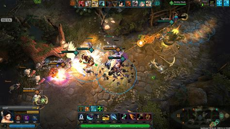 moba called tome  pretty neat