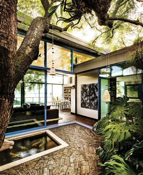 atrium house 20 beautiful indoor courtyard gardens home design and