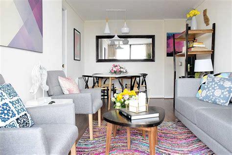 como decorar el living comedor living y comedor en un espacio reducido el blog del