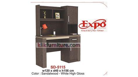 Meja Belajar Expo sd 5115 meja komputer dan belajar expo sale