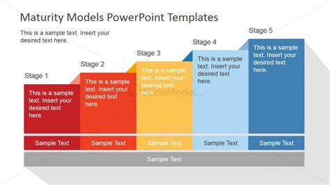 design management grow business growth maturity stages slidemodel