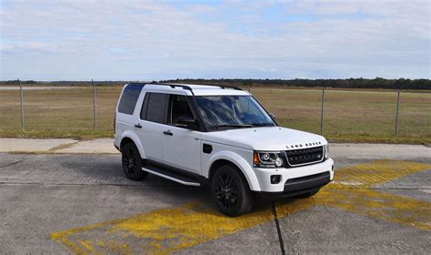 land rover lr4 blacked out hd road test review 2016 land rover lr4 hse black pack
