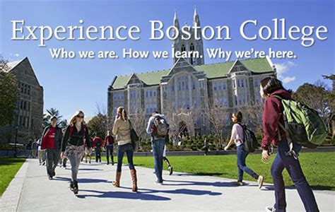 Bc Mba Class Registration by Home Undergraduate Admission Boston College
