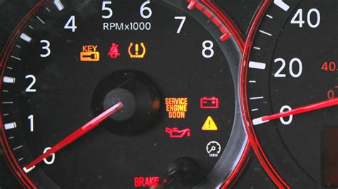 Nissan Altima Warning Lights by 2012 Altima Indicator Lights The Knownledge